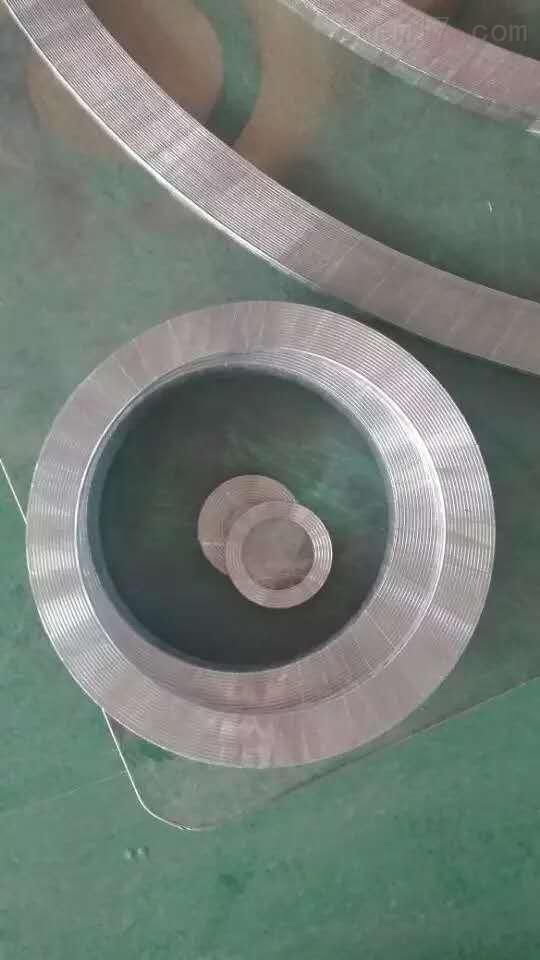 阀门耐磨损柔性石墨金属缠绕垫片