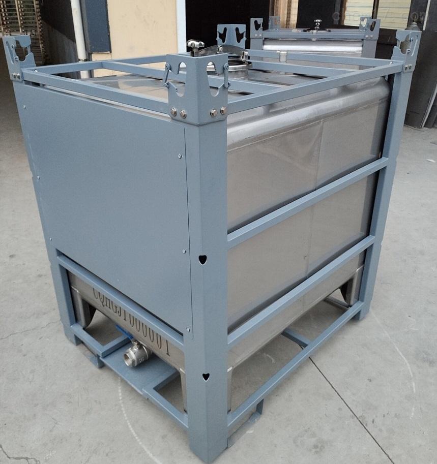 不锈钢吨桶 IBC桶规格