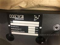 HAWE中国总代理|AWE哈威手动泵