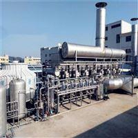 定制活性炭吸附蒸汽脱附废气冷凝回收装置
