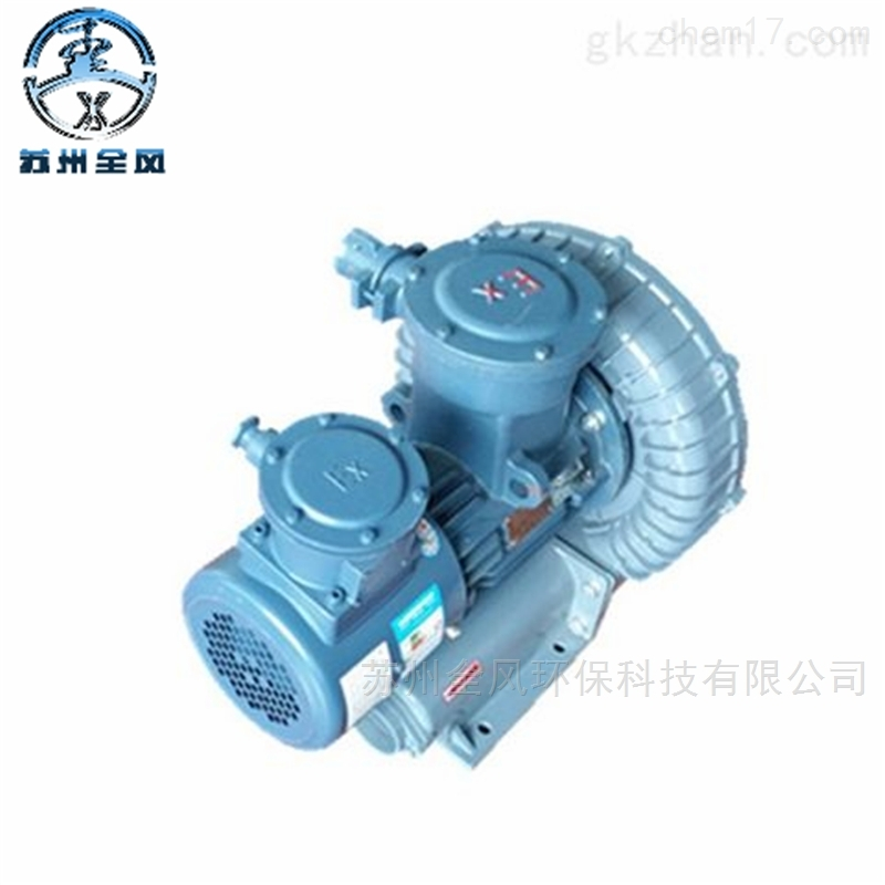 变频防爆旋涡气泵
