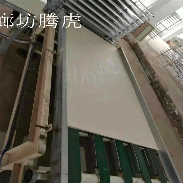 玻镁保温板设备质量如生命