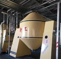回收供应二手医药用双锥干燥机