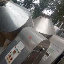 回收二手化工用双锥干燥机批发