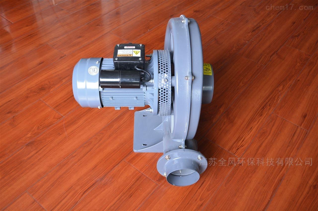 TB125-3低噪音透浦式中压鼓风机