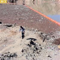 湖南电站专用拦截污闸拦污浮筒价位