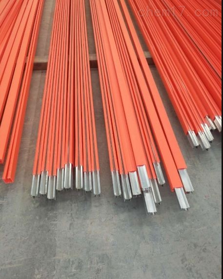 HFDJ250高温单极组合式滑触线