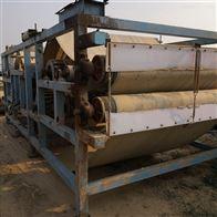 30平方处理二手30平方污泥处理带式压滤机