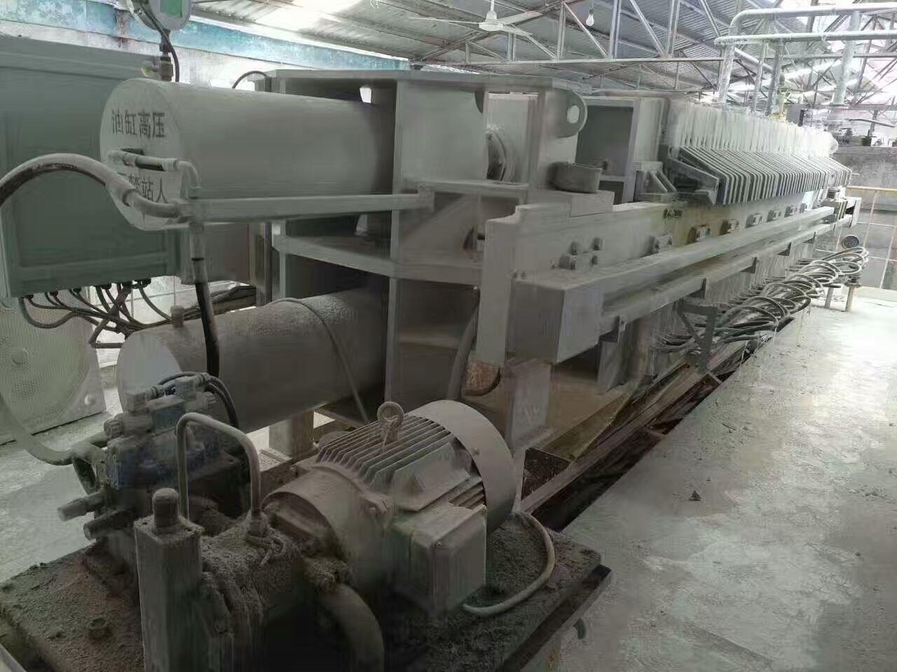压滤机回收二手压滤机厂家价格