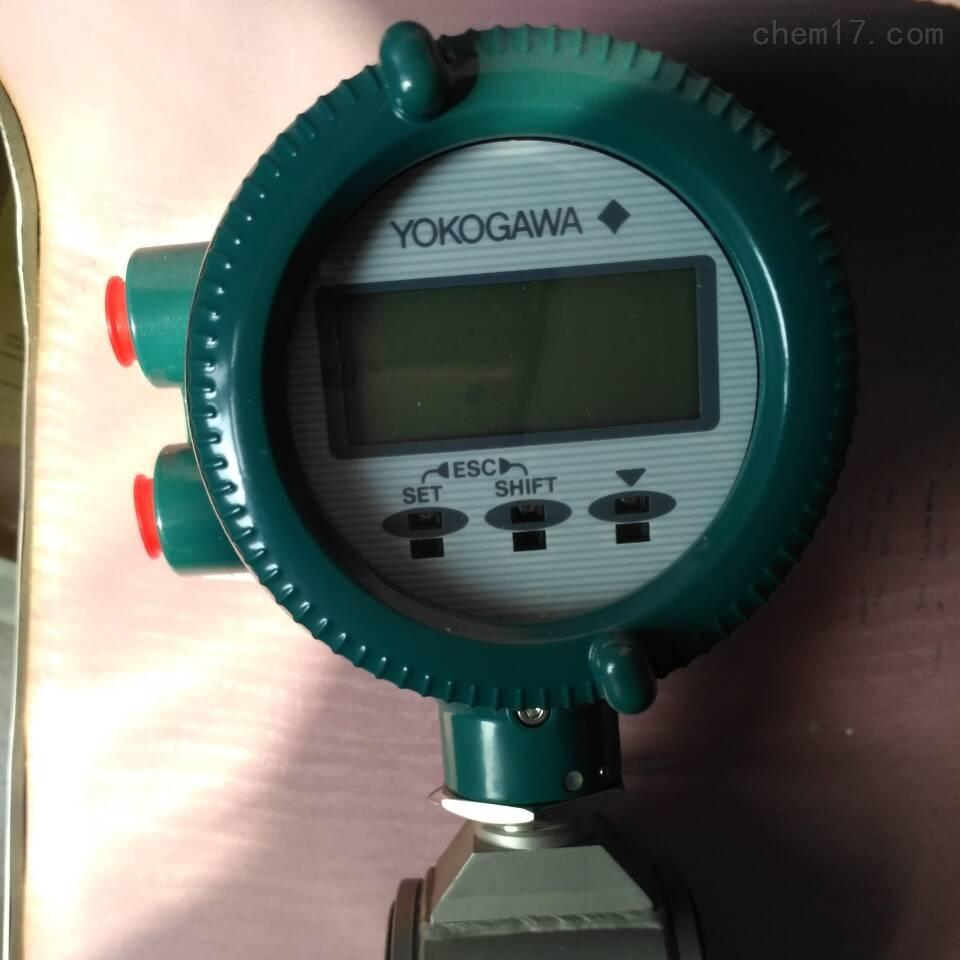 横河电磁流量计安装2