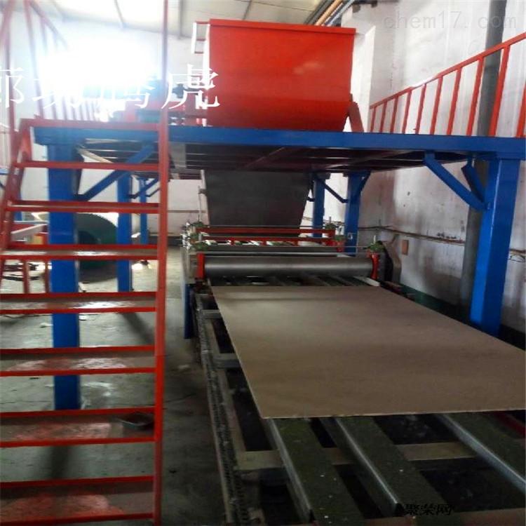 厂家直销免拆模板生产线操作简单