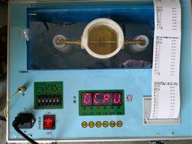 HTZIJJ-A80KV全自动绝缘油介电强度测试仪