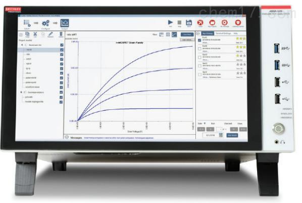 吉时利4200A-SCS 参数分析仪