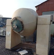 回收二手1000升不锈钢双锥干燥机价格