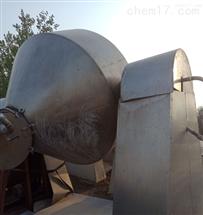 回收二手不锈钢双锥回转真空干燥机