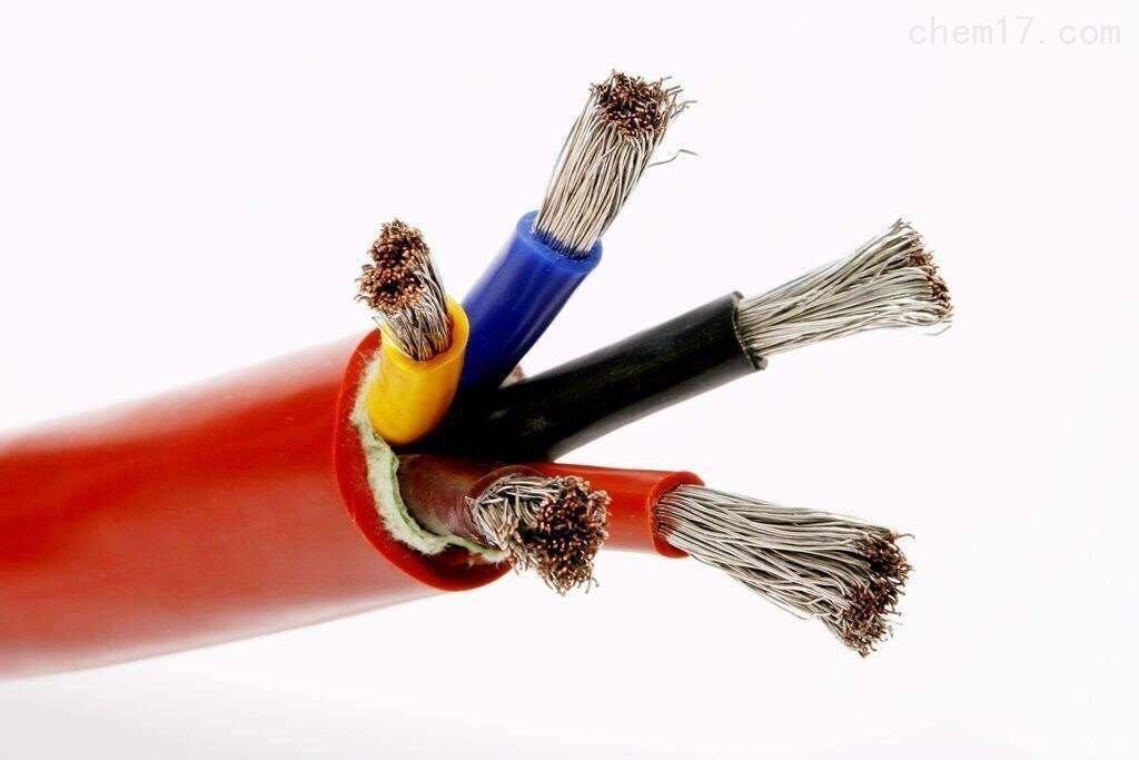矽橡膠電纜