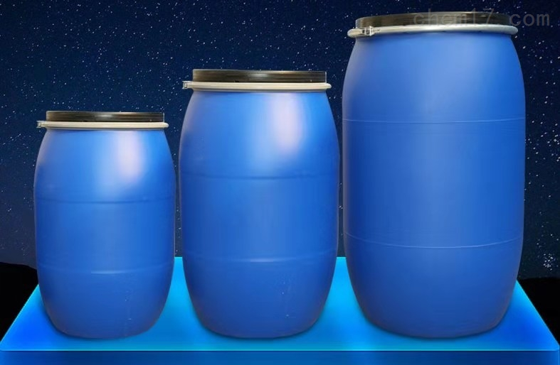 200L铁箍桶200KG法兰桶