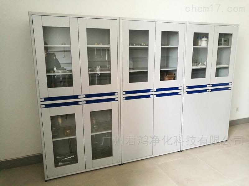 吴川铝木标本柜 整体实验室家具配套产品