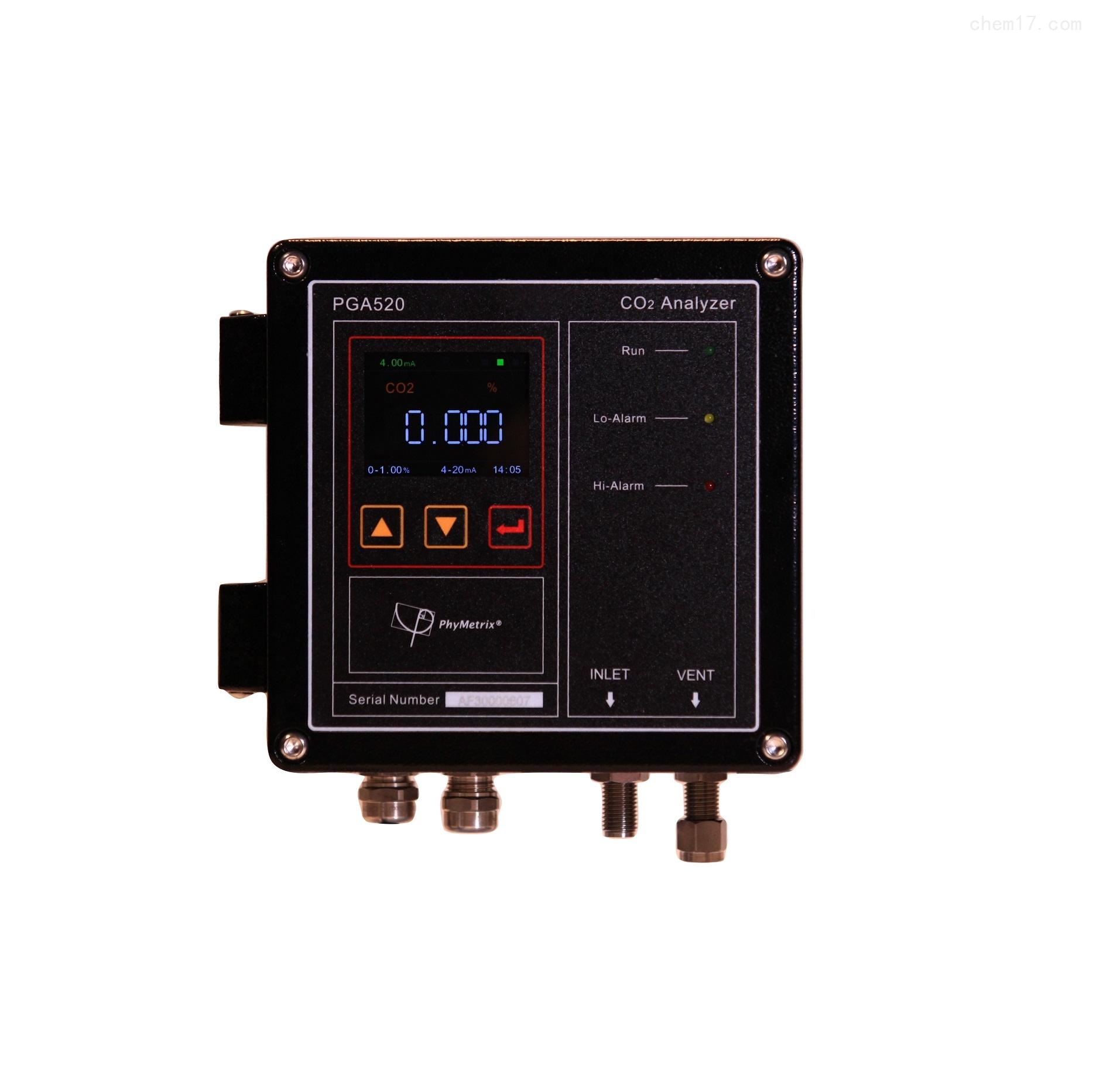 PGA520在线式CO2分析仪 PGA520