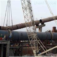 石灰石设备的厂家,2x74米的回转窑免费安装