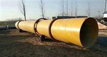 回收1.8/15米二手煤泥全套烘干机