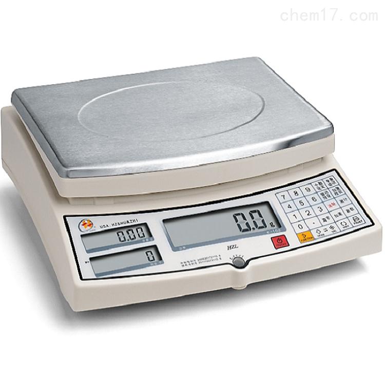 华志工业电子秤HZL-1.5kg百分位0.01g促销