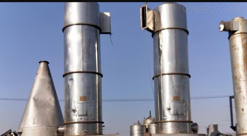XSG-10型回收山东市场出售二手闪蒸旋转干燥机