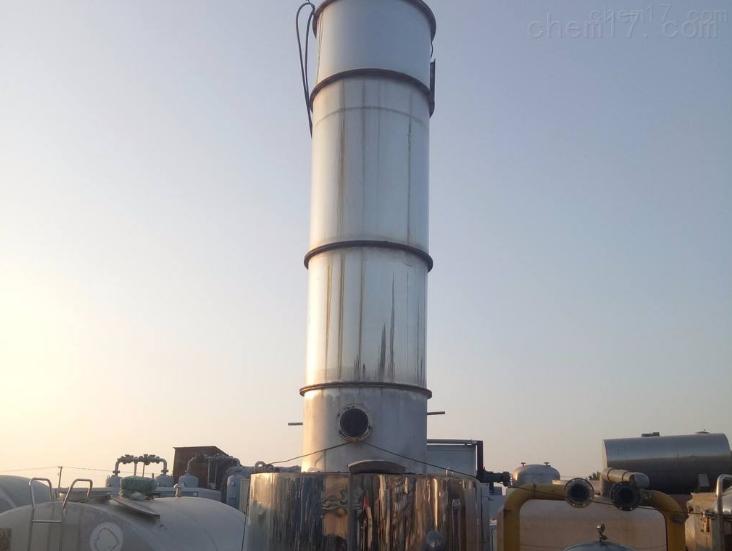 回收二手1.6米闪蒸干燥机 山东二手设备市场