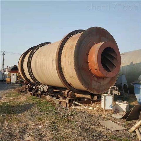 二手1.4米滚筒干燥机回收厂家
