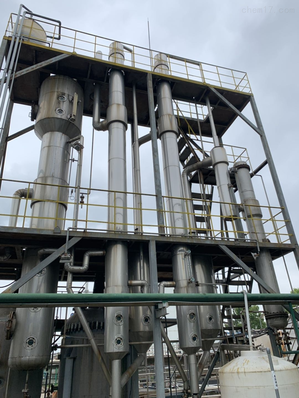 常年回收二手不锈钢循环蒸发器