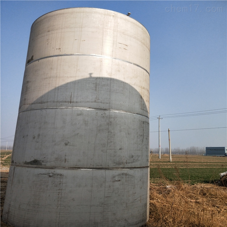 厂家回收二手304不锈钢储罐