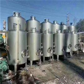 低价处理二手三联发酵罐  不锈钢