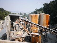 砂石料厂石粉洗沙,机制砂水洗泥浆废水处理