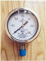 Y-100BFZ0-6Mpa高压压力表