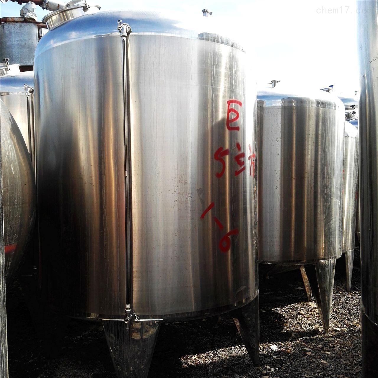 食品厂不锈钢储罐价格/型号/容量