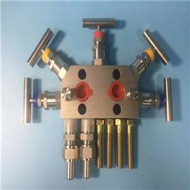 不锈钢焊接式五阀组