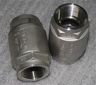 PVC-U369型美国G+F止回阀V4A弹簧板式