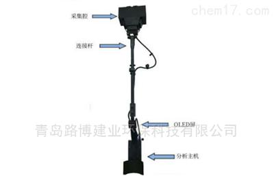 LB-CDHH-45LB-CDHH-45手持式林格曼黑度仪黑烟识别器
