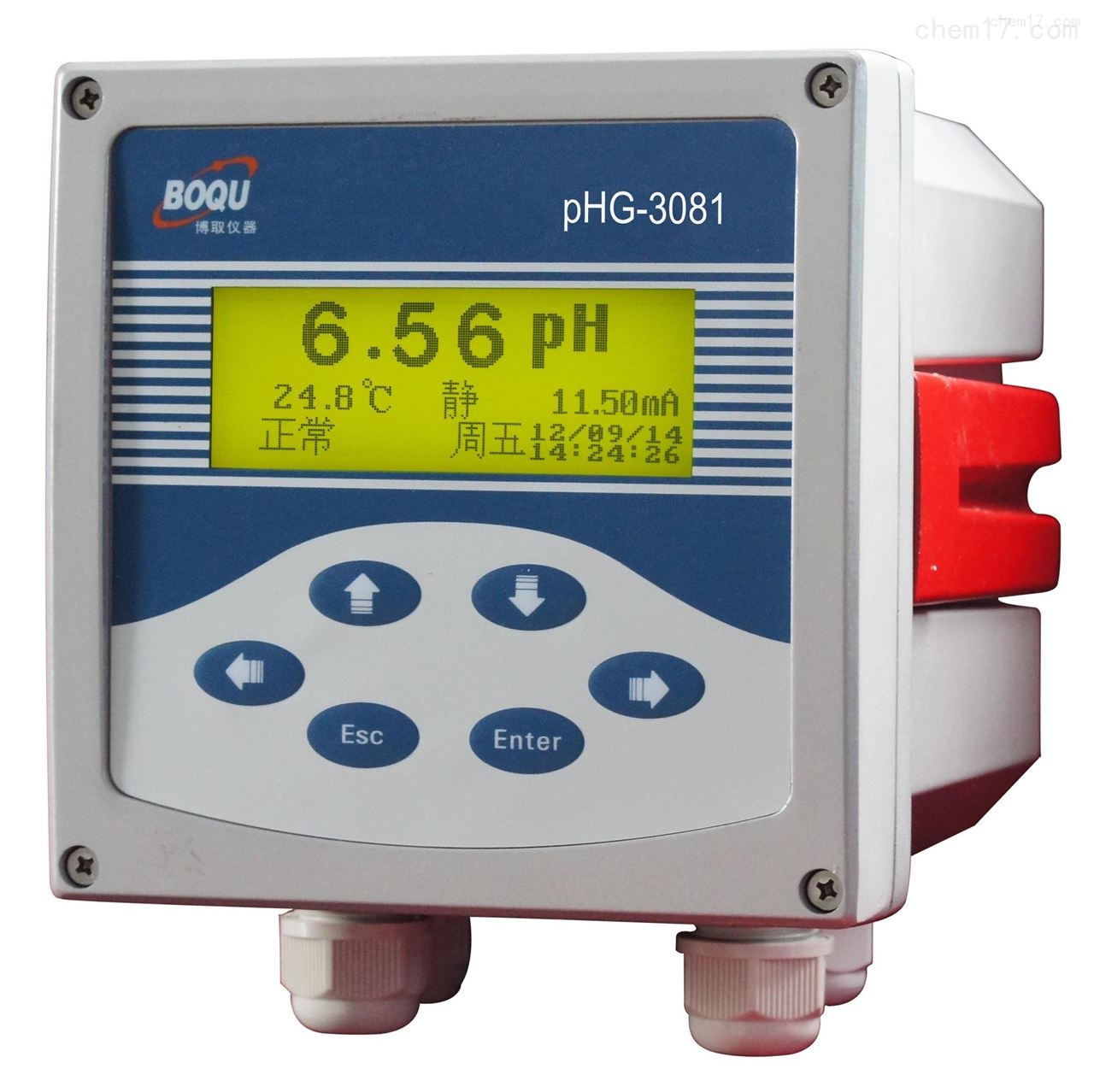 工業在線ph檢測儀