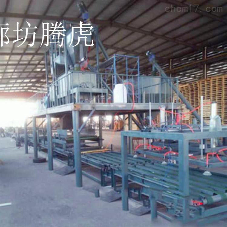厂家直销免拆外模板设备生产线