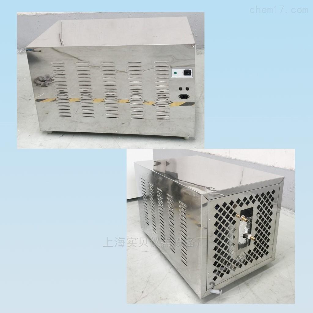 真空干燥箱外置式冷凝器双罐冷阱