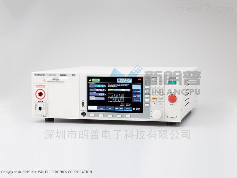 TOS9301耐压绝缘测试仪交直流5KV日本菊水