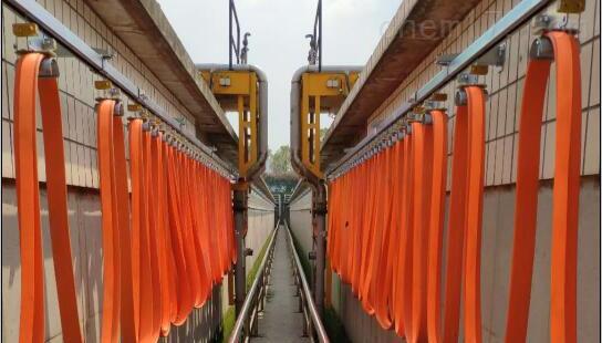 防腐电缆拖令系统