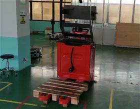 AGV智能化叉車