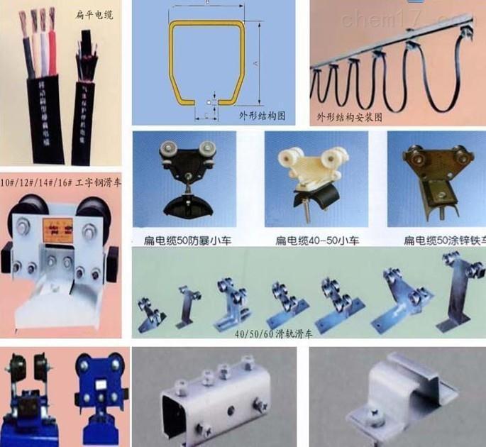 HXDL系列防爆电缆滑触线