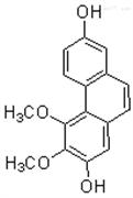 2,7-二羥基-3,4-二甲氧基菲白及高效液相