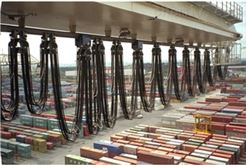 HC工字钢电缆滑车厂家