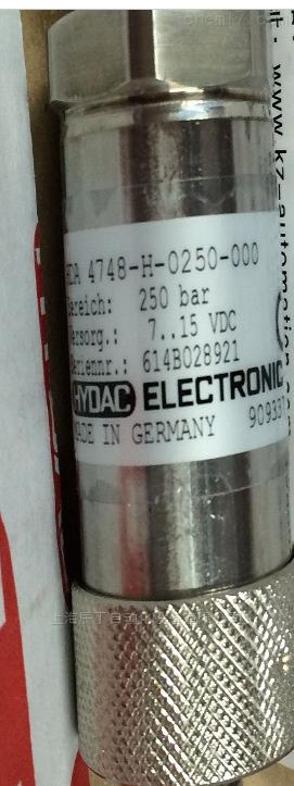 贺德克温度传感器HDA 4445-B-250-000报价