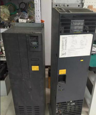 西门子变频器有显示无输出电压维修