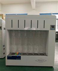 武汉脂肪测定仪CY-SXT-02索氏抽提器6联